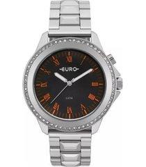 relógio euro feminino analógico eu2036ynd/4p