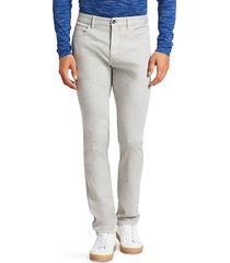 collection straight-leg trousers
