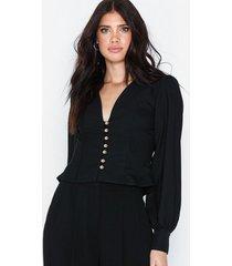 nly trend stylish blouse festblusar