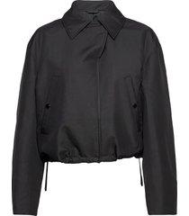 marfa jacket zomerjas dunne jas zwart filippa k
