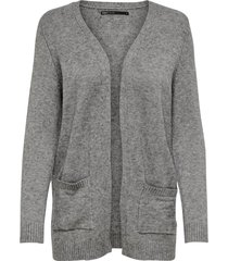cardigan onllesly l/s open cardigan knt