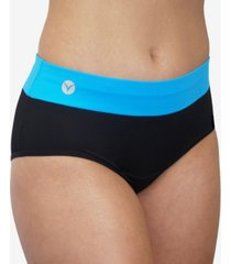 bali blue women's incontinence panties