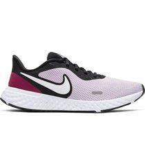 tenis correr nike mujer bq3207-501 rosa