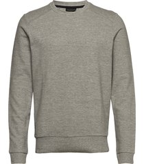 bs blanc sweat-shirt tröja grå bruun & stengade