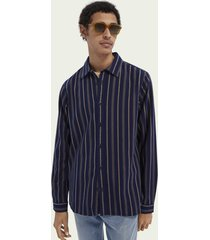 scotch & soda classic cotton shirt