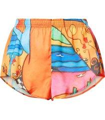 esteban cortazar beach shorts and pants