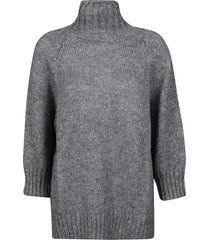 snobby sheep turtleneck sweater