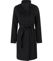 kappa slfmelanie wool coat