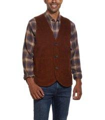 weatherproof vintage men's cord sport vest