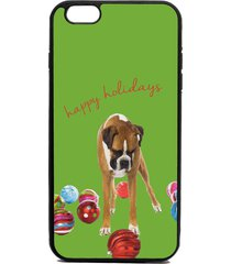 phone case boxer ornaments galaxy s6 s7 s8 note edge iphone 4 5 6 7 8 x plus +