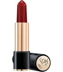 batom acetinado lâncome l?absolu rouge ruby cream 481 blood ruby