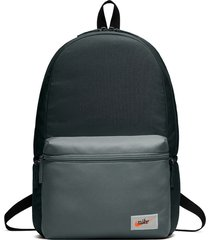 morral nike heritage-gris oscuro