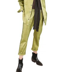 pantalon lena verde caro criado