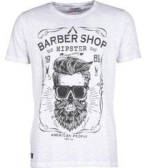 t-shirt korte mouw yurban sarber