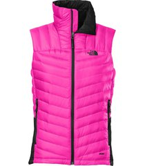 chaleco mujer tonnerro hybrid vest the north face