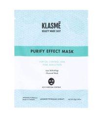 klasmé máscara facial 25g - purificadora