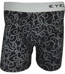 boxer negro eyelit 670