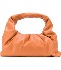 bottega veneta the shoulder pouch bag - orange
