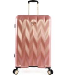 "juicy couture grace 29"" spinner luggage"
