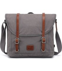 tsd brand forest canvas messenger bag