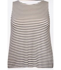 maurices plus size womens 24/7 twisted back tank top white