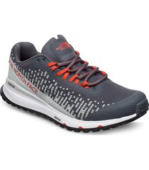 m ultra swift fl shoes sport shoes running shoes grå the north face