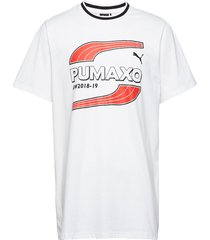 homage to archive graphictee t-shirts short-sleeved vit puma