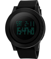 reloj deportivo digital skmei dg1142 - color negro