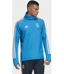 fleece jack adidas real madrid warm shirt