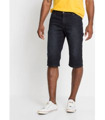 lange jeans bermuda, regular fit