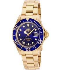 reloj invicta 17058 oro acero inoxidable