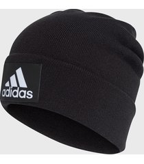 gorro logo woolie negro adidas performance