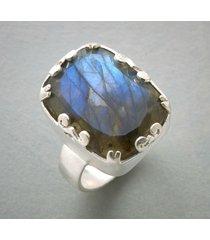 love of labradorite ring