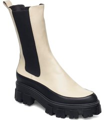 boots 6062 shoes chelsea boots creme billi bi