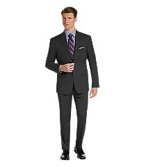 1905 collection tailored fit men's suit separate jacket with brrr comfort - big & tall by jos. a. bank