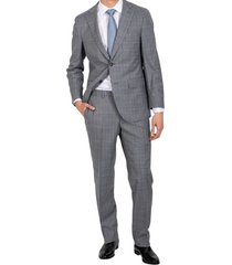 traje formal business gris trial
