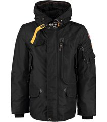 parajumpers right hand base technical fabric parka