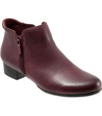 trotters major bootie women's shoes