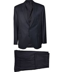 brioni pinstriped suit