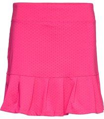rita skort 45 cm kort kjol rosa daily sports