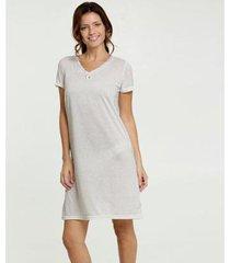 camisola estampa bolinhas manga curta marisa - 10039600943 feminina