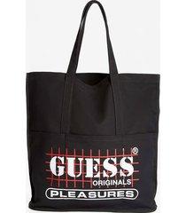 płócienna torba z logo