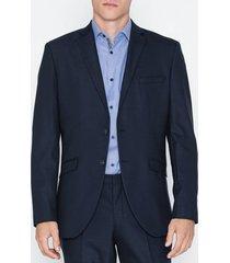 selected homme slhslim-mylostate dk blue blz b noo kavajer & kostymer mörk blå