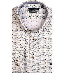giordano overhemd multicolor borstzak 117026/70