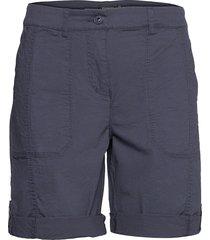 casual shorts shorts flowy shorts/casual shorts blå brandtex