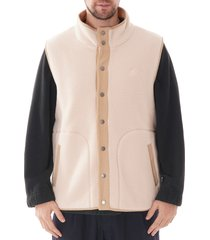 gramicci boa fleece jacket |ivory| 19f038-ivr