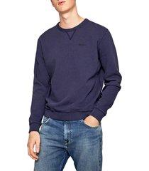 buzo azul navy pepe jeans