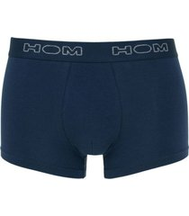 hom 3-pack boxer briefs blauw, navy, turquoise