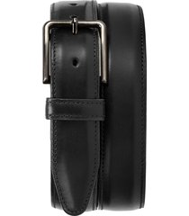 men's trask flint leather belt
