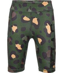 k. leo biker shorts shorts grön svea